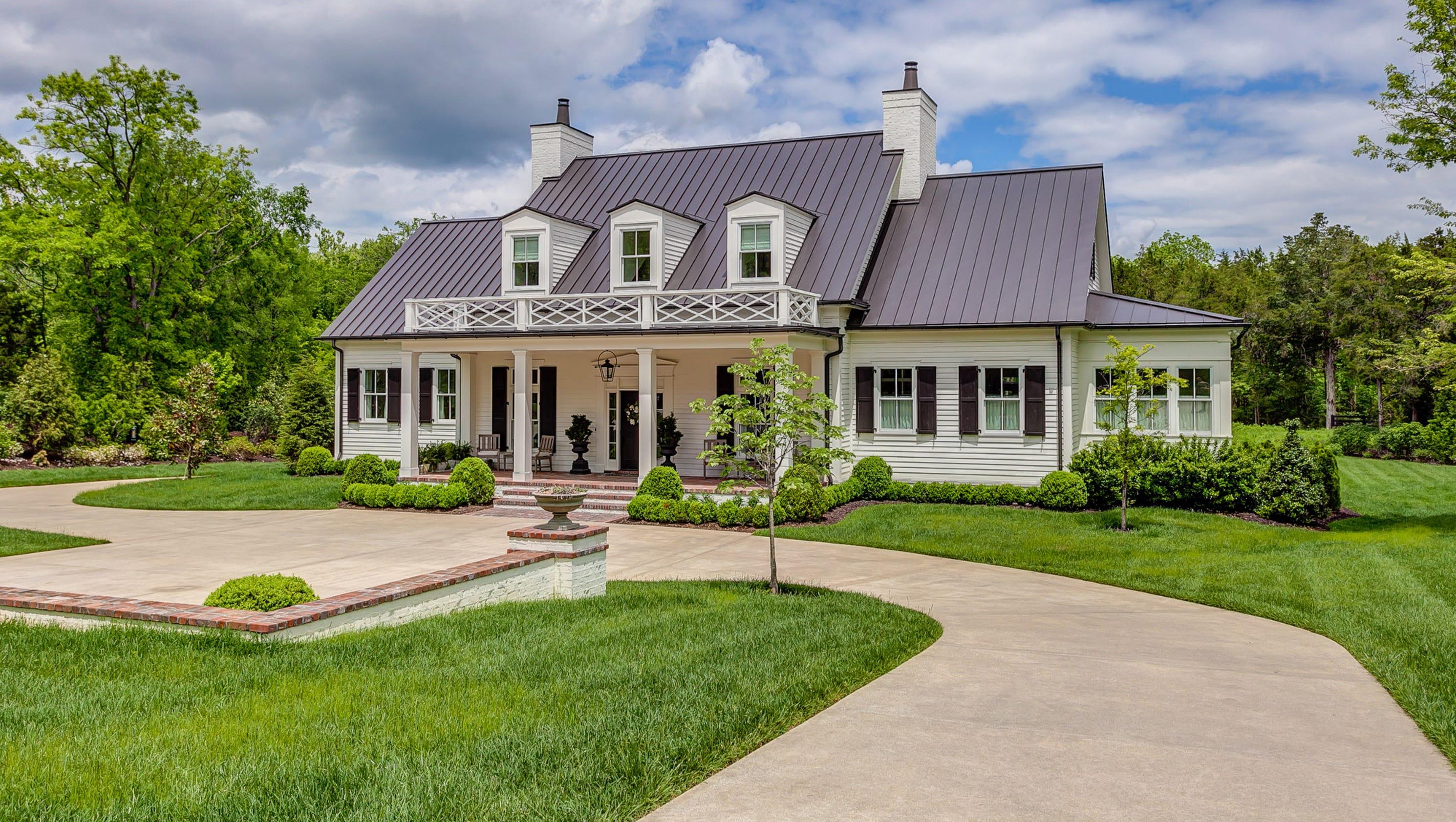 Nashville million dollar homes 2 bridleway trail for 10 million dollar homes