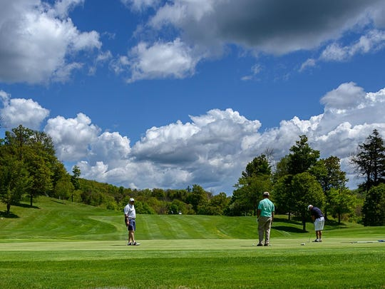 Stratton's 27-hole course was designed by Geoffrey Cornish. The golf school, started by Arnold Palmer in the 1960s, is on its own 20 acre property.