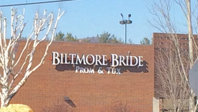 """A federal jury ruled in favor of the Biltmore Co. Monday, finding that a local company infringed on the estate's trademarked names by using """"Biltmore Bride"""" in its company name."""