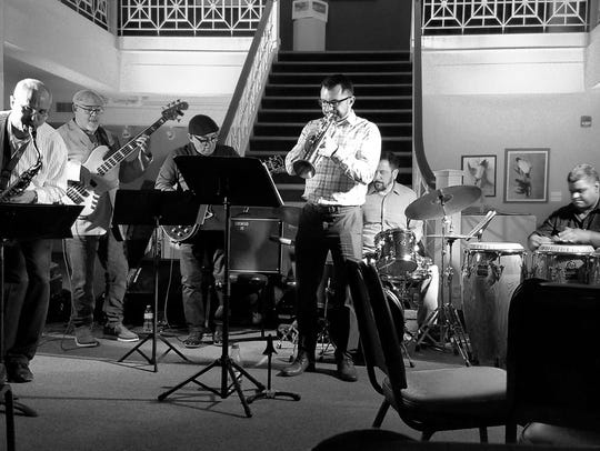 Toty Ramos Sextet will be performing Friday.