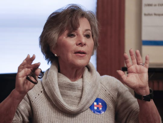 Former Sen. Barbara Boxer's PAC for a Change has raised about $2 million since it's founding in 2017.
