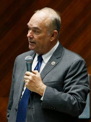 Don Shooter, aformer Arizona lawmaker, is in the hospital on life support.
