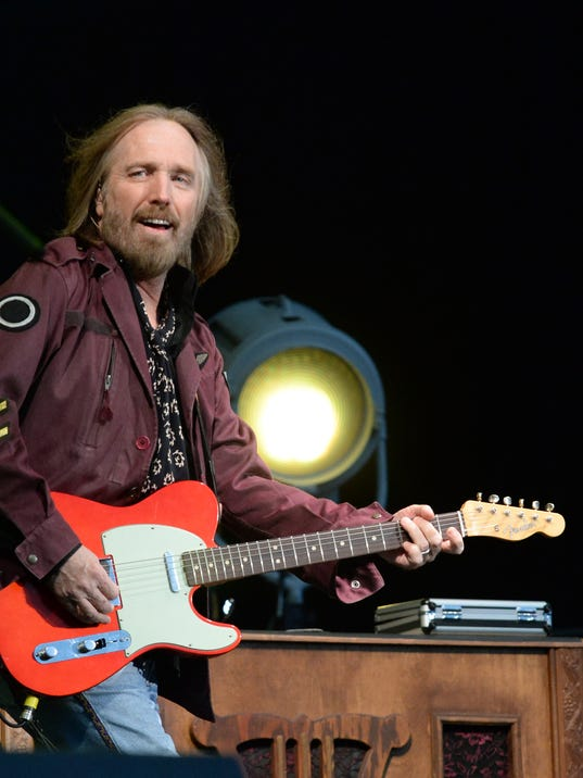 Tom Petty to play CMAC in July
