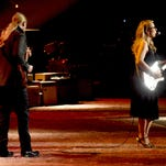 Derek Trucks and Susan Tedeschi performs with the Tedeschi Trucks Band in New York last year.