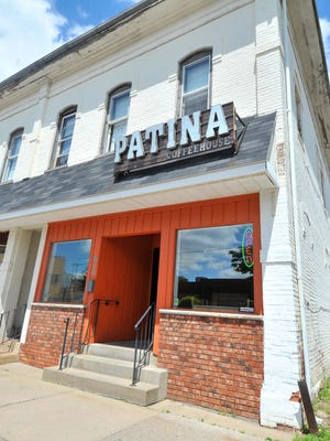 Patina Coffeehouse in Wausau is a cozy little spot to stop for a cup of java.