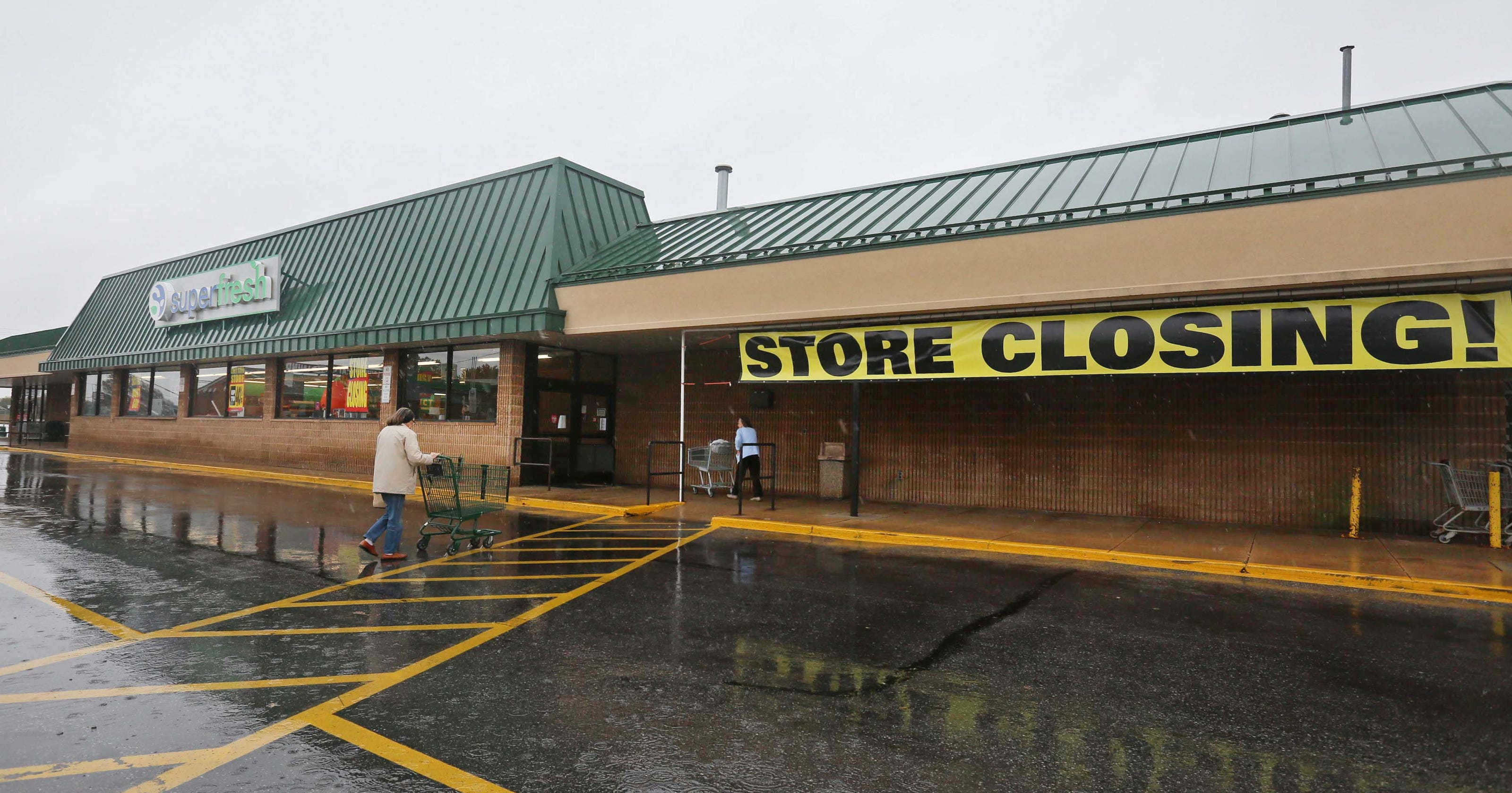 3 more NCCo supermarkets slated to close soon