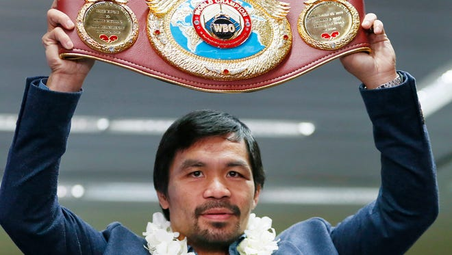 Manny Pacquiao will add another fight to his long career resume when he takes on Australian welterweight Jeff Horn on April 23 at a venue to be decided.