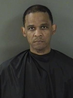 Johnny Clyde Benjamin, Jr., was arrested Thursday in Indian River County on felony charges of fentanyl trafficking, strong armed robbery and grand theft.