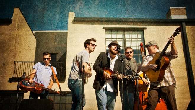 The HillBenders will perform at the Basement East on Sunday.