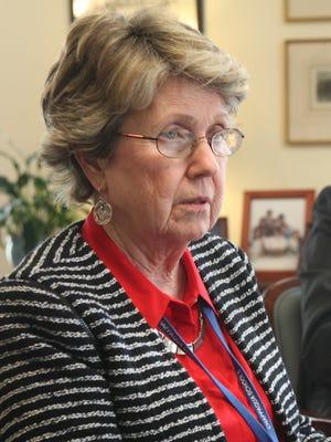 Chappaqua schools Superintendent Lyn McKay