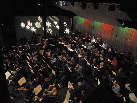 Mansfield Symphony Orchestra and Chorus will present their annual Holiday Pops concert Saturday at the Renaissance.