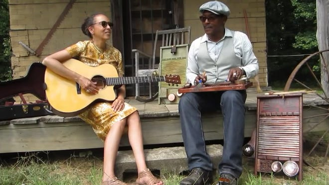 The Piedmont Bluz Acoustic Duo will perform a free online concert through Common Fence Music.