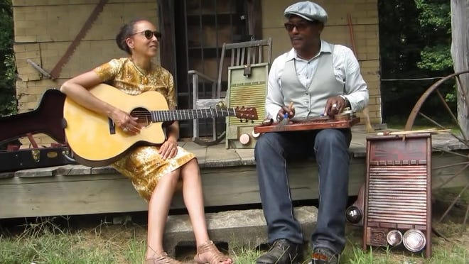 The Piedmont Bluz Acoustic Duo will perform a free online concert on Sunday, July 5, on the Common Fence Music website.
