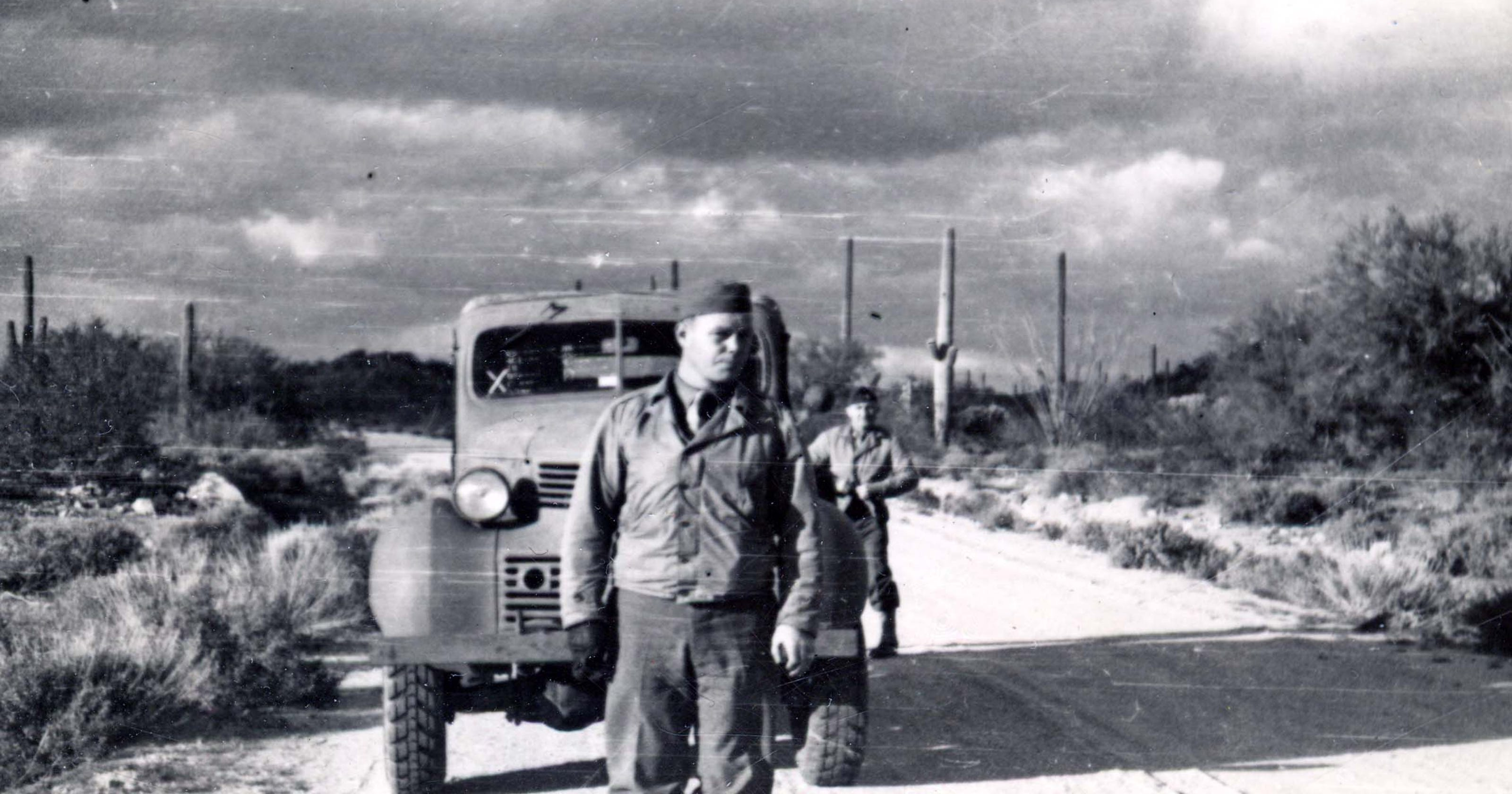 Great Papago Escape: 25 German POWs dug their way out of Phoenix ...
