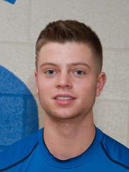Chase Novak, McConnellsburg boys basketball