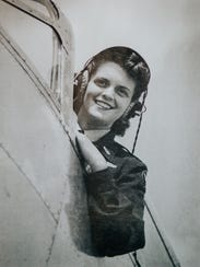 2017 : Michigan's Last Surviving WWII Fly Girl Honored