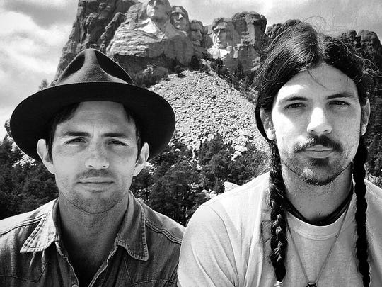 Led by two brothers from North Carolina, these folk-rock