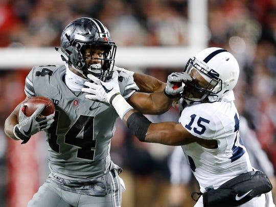 Ohio State's comeback win over Penn State on Saturday