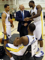 Golden State Warriors executive board member Jerry