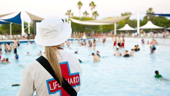 A record 437 people tested positive in 2016 for cryptosporidiosis at 75 Maricopa County pools and splash pads.