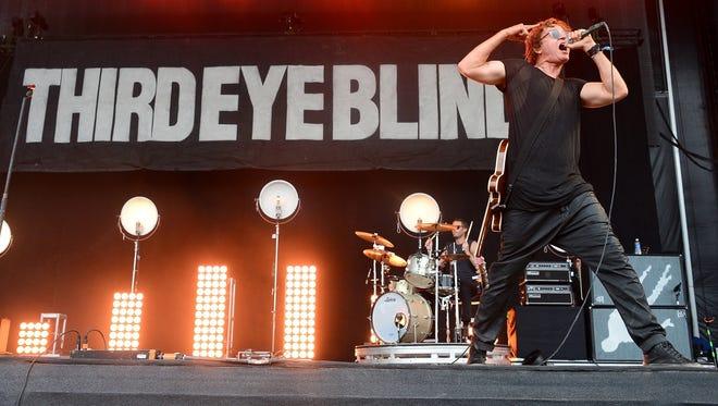 Stephan Jenkins of Third Eye Blind.