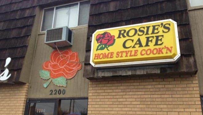 Rosie's Cafe in Sioux Falls