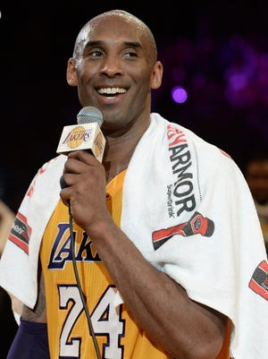 """Kobe Bryant told Politico that he would """"probably"""" visit a Trump White House if he were on a championship team."""