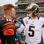 Bengals vs. Rams, 11/29
