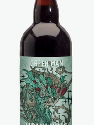 Green Man Brewery has released Holly King ale.