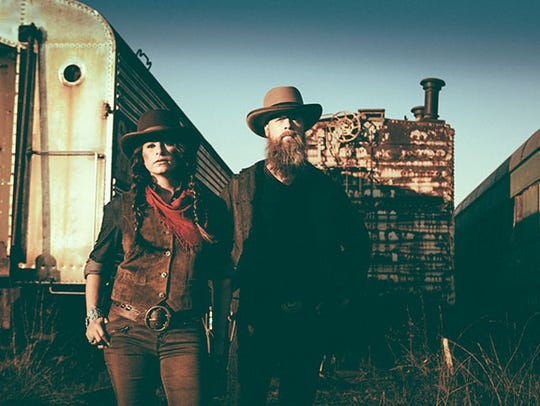 Husband-and-wife duo The Grahams perform tonight at