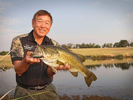 Gary Yamamoto will be among the nearly 400-angler fiield