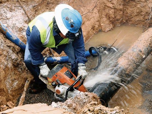Alamogordo Water Break