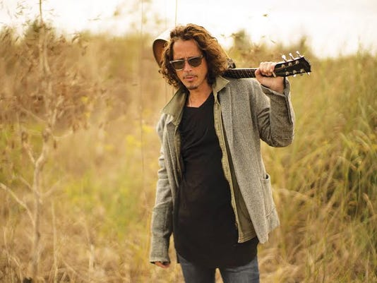 Grammy Award-winning rock singer Chris Cornell will perform at the Strand-Capitol Performing Arts Center Oct. 24. Cornell is known as the lead vocalist for Seattle rock band Soundgarden.