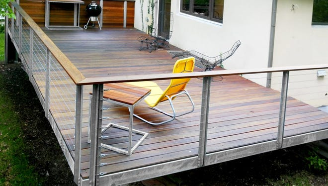 Buying new patio furniture turned out to be very interesting for columnist Joe Phalon.