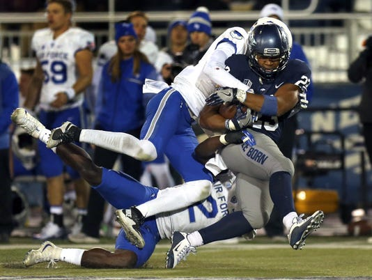 NCAA Football: Air Force at Nevada