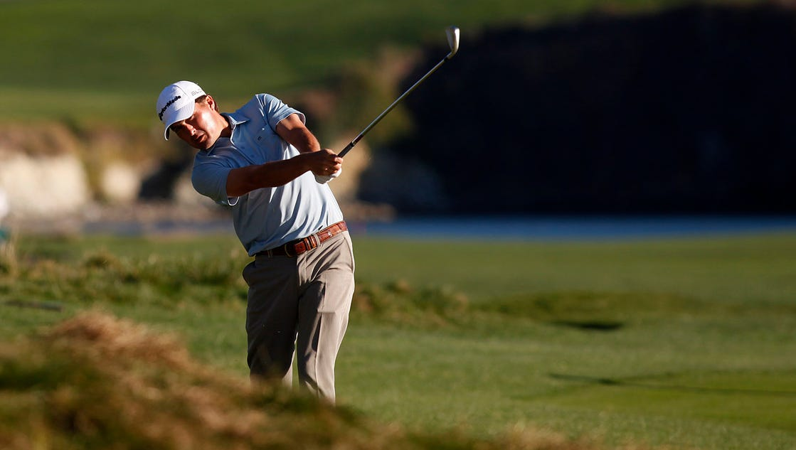 Kevin Kisner Holds On For Win At Pebble Beach