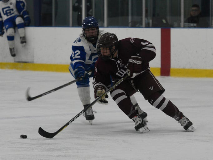 Catholic Central's Dylan Montie and Culver's Andrew
