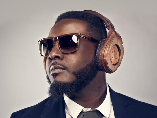 T-Pain headphones art