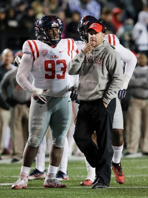 Ole Miss coach Hugh Freeze needs his team to win this week to reach a fifth consecutive bowl game.