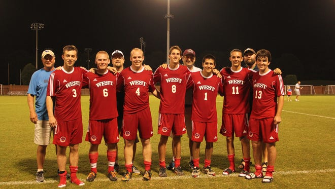 Western North Carolina had seven players, including college recruits from Owen, Roberson and Smoky Mountain in last week's East-West All-Star boys soccer game.