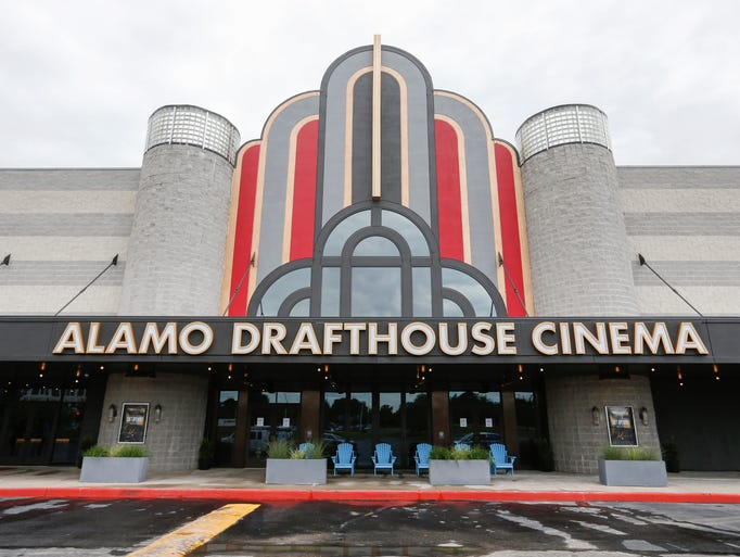 Largest Alamo Drafthouse in the country in Springfield, Missouri