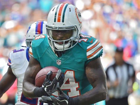 USP NFL: BUFFALO BILLS AT MIAMI DOLPHINS S FBN USA FL