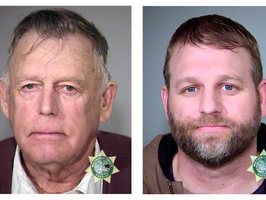 These file photos provided by the Multnomah County
