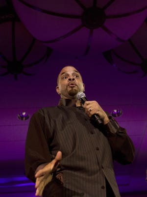 Sinbad, pictured in 2012, performs at Stress Factory in New Brunswick this weekend.