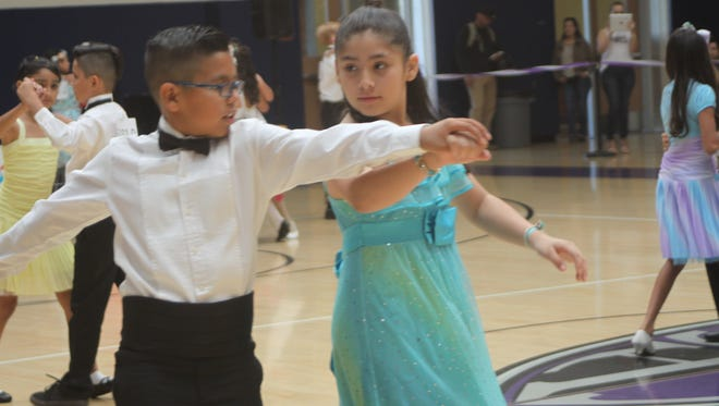 More than 300 Desert Sands Unified School District students competed in five ballroom dance styles at the May 21 Red Hot Ballroom Dance finals.
