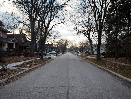 Residents in the southern Port Huron neighborhood had