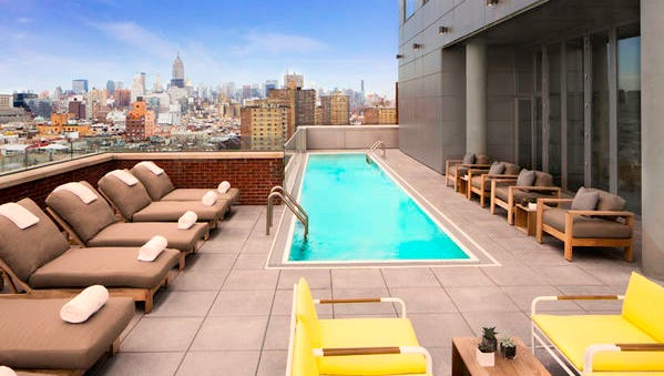 The new Hotel Indigo Lower East Side is IHG's 5,000th hotel worldwide.