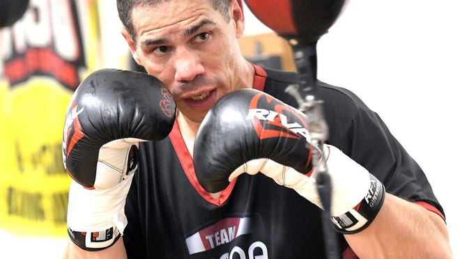 Worcester's Jose Antonio Rivera is still waiting word on a potential fight with 11-time champion Oscar De La Hoya.