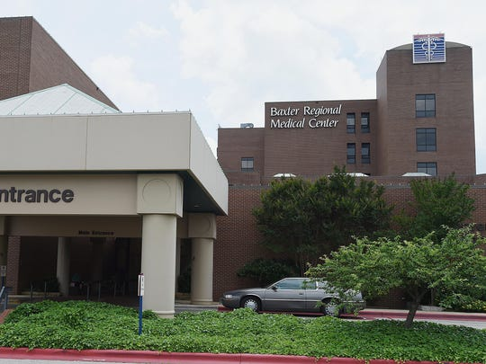 Baxter Regional Medical Center normally operates in the black on a monthly basis, but for the month of March, the hospital was $1.4 million in the red; the projection for April is a shortfall of $6 to $6.5 million. May could likely be even worse, hospital officials said.