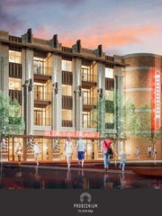 Proscenium: Developer Anderson Birkla plans to build